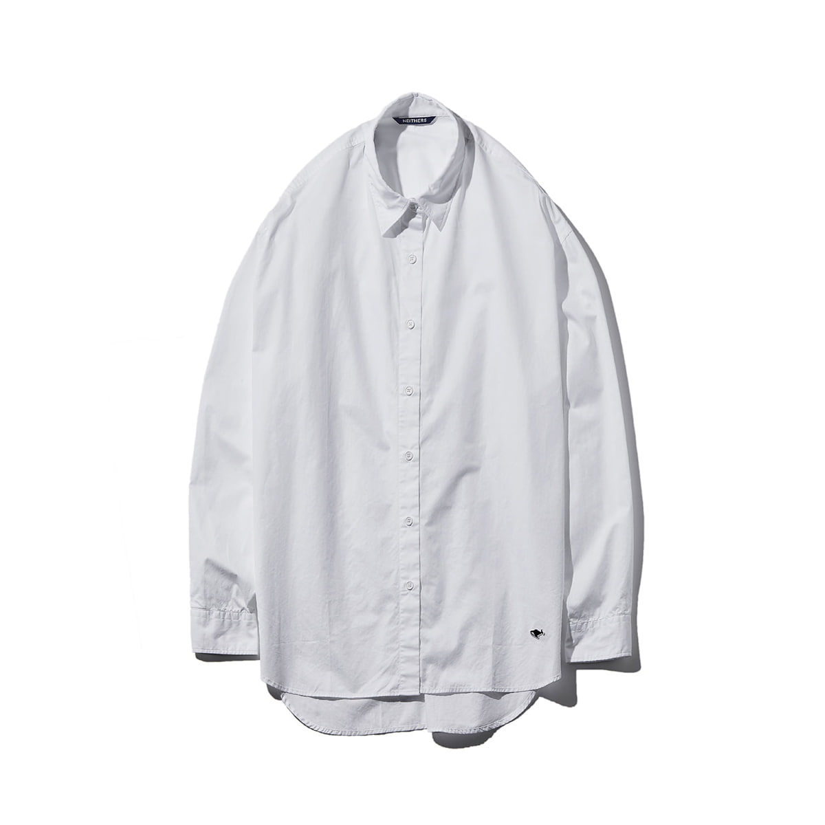 [NEITHERS] 257B-3 ORIGINAL WIDE SHIRT 'WHITE'