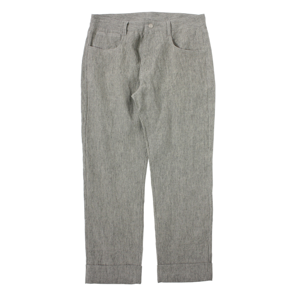 [Ooparts] ANKLE PANTS GREY