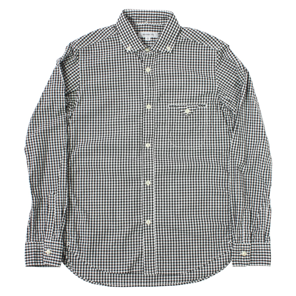 [ORDINARY FITS] BARISTA SHIRTS GINGHAM CHECK
