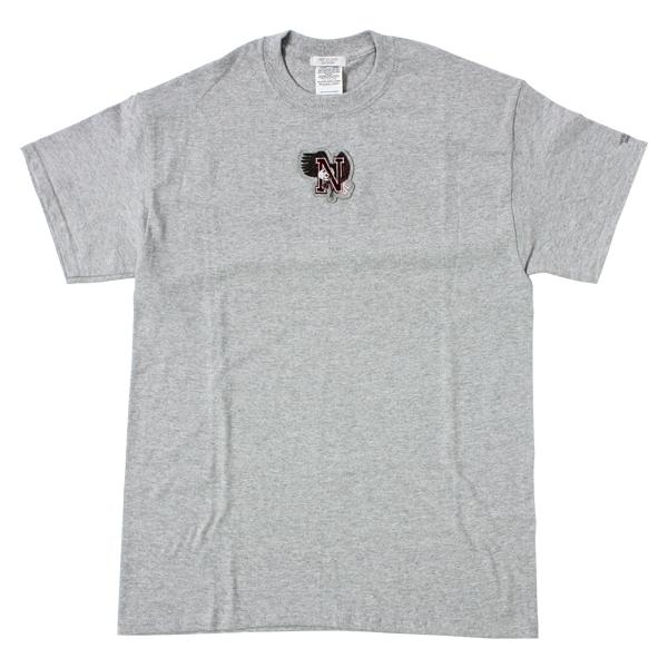 [INFIELDER DESIGN] ANIMAL T-SHIRTS [N] GREY