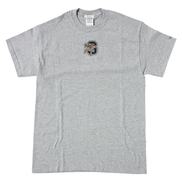 [INFIELDER DESIGN] ANIMAL T-SHIRTS [G] GREY