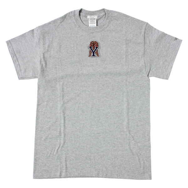 [INFIELDER DESIGN] ANIMAL T-SHIRTS [Y] GREY