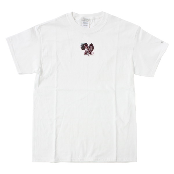 [INFIELDER DESIGN] ANIMAL T-SHIRTS [N] WHITE