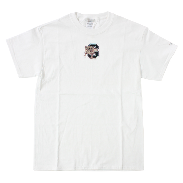 [INFIELDER DESIGN] ANIMAL T-SHIRTS [G] WHITE