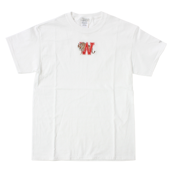[INFIELDER DESIGN] ANIMAL T-SHIRTS [W] WHITE