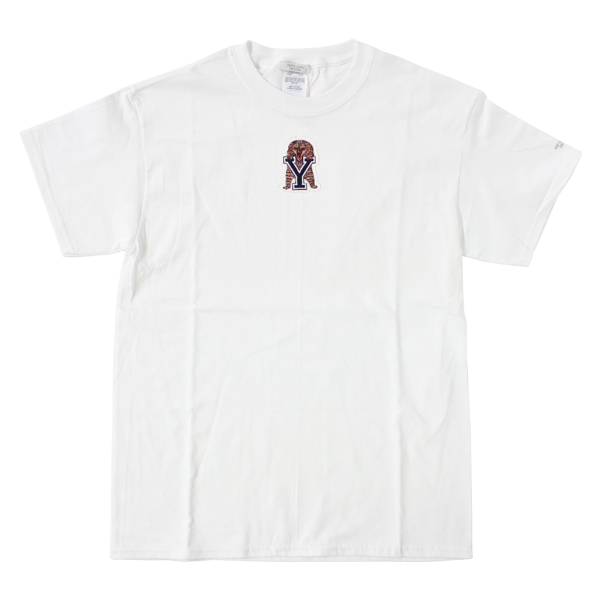 [INFIELDER DESIGN] ANIMAL T-SHIRTS [Y] WHITE