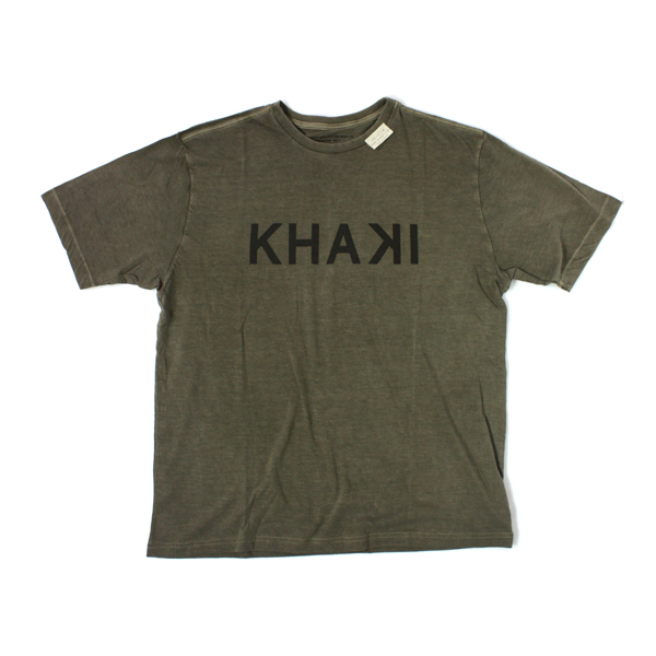 [BARNS OUTFITTERS] MILITARY khaki