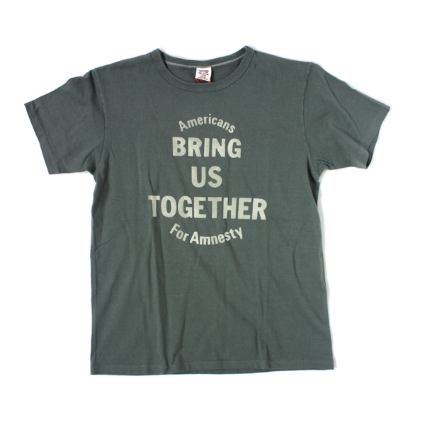 [BARNS OUTFITTERS] TOGETHER PRINT blue green