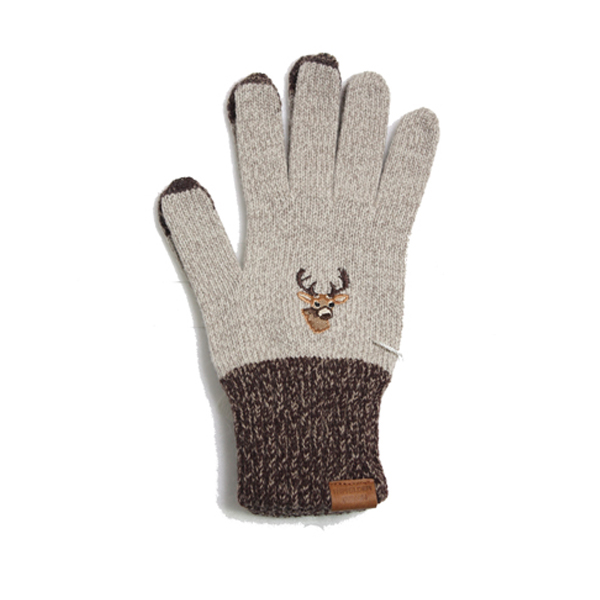 [INFIELDER DESIGN] Hunt Gloves Deer (brown)