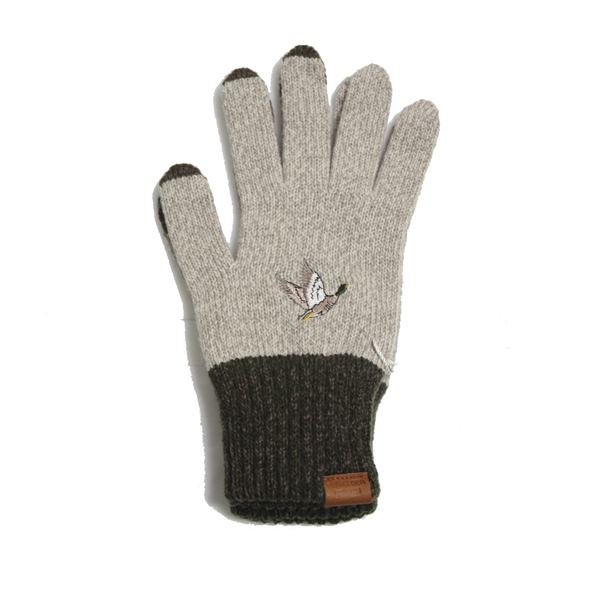 [INFIELDER DESIGN] Hunt Gloves Duck (green)