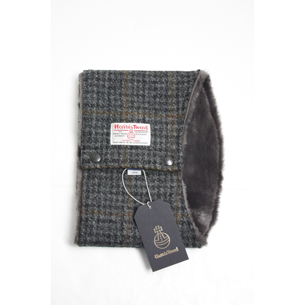 [INFIELDER DESIGN] Harris Neck Warmer (gry x org)