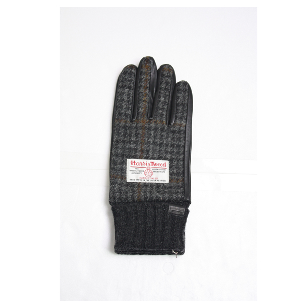 [INFIELDER DESIGN] Harris Gloves (gry x org)