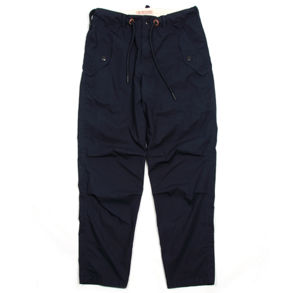 [BE HEAVYER] Storage Pants - Navy