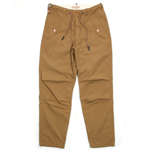 [BE HEAVYER] Storage Pants - Sand