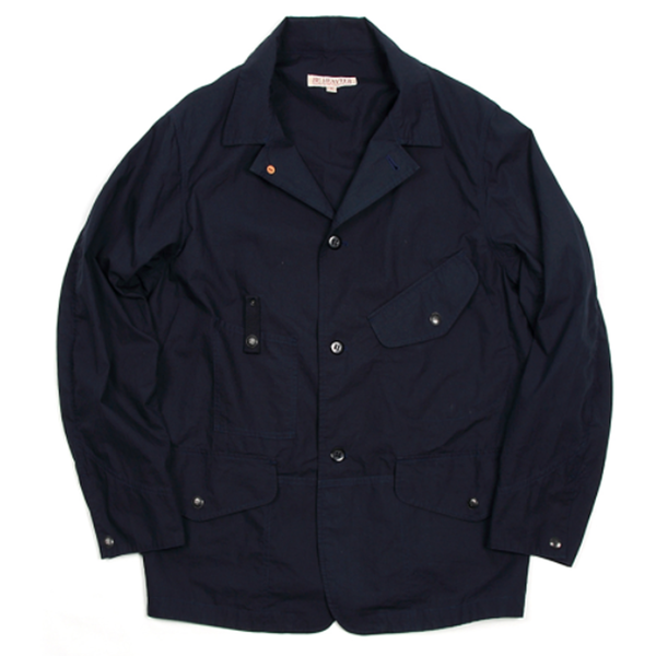 [BE HEAVYER] Storage Jacket - Navy