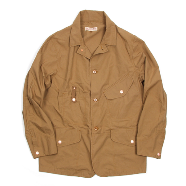 [BE HEAVYER] Jacket - Sand
