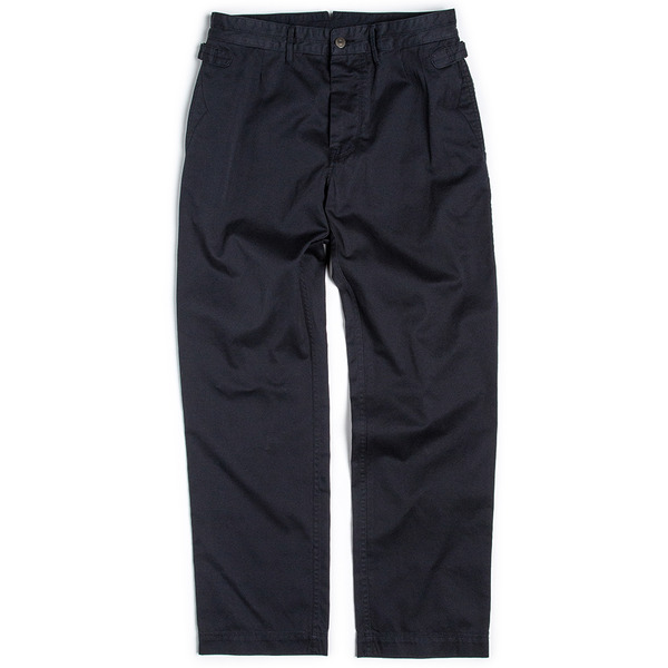 [EASTLOGUE] OFFICER PANTS NAVY