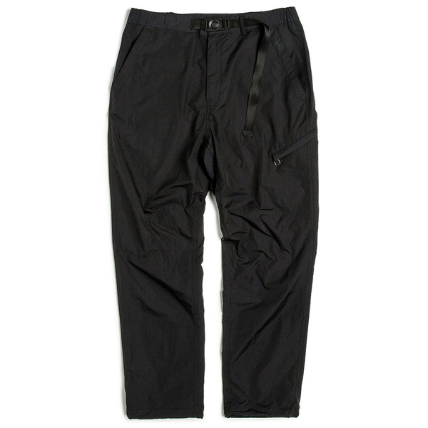 [UNAFFECTED] FUNCTIONAL PANTS BLACK NYLON