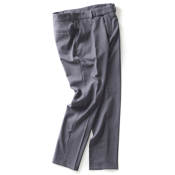 [BIRTHDAYSUIT] Daily Pants (Light Grey)