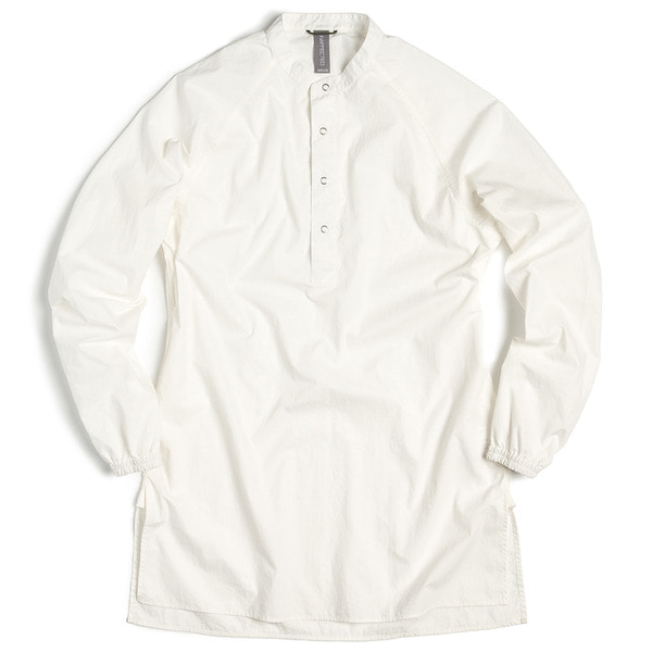 [UNAFFECTED] RAGLAN LONG SHIRT 'WHITE'