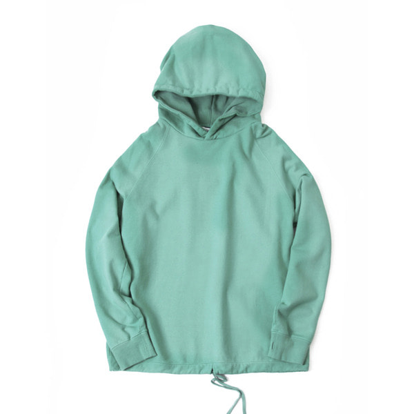 [FORUMWEAR] BIG HOODED SWEATSHIRT 'MINT'