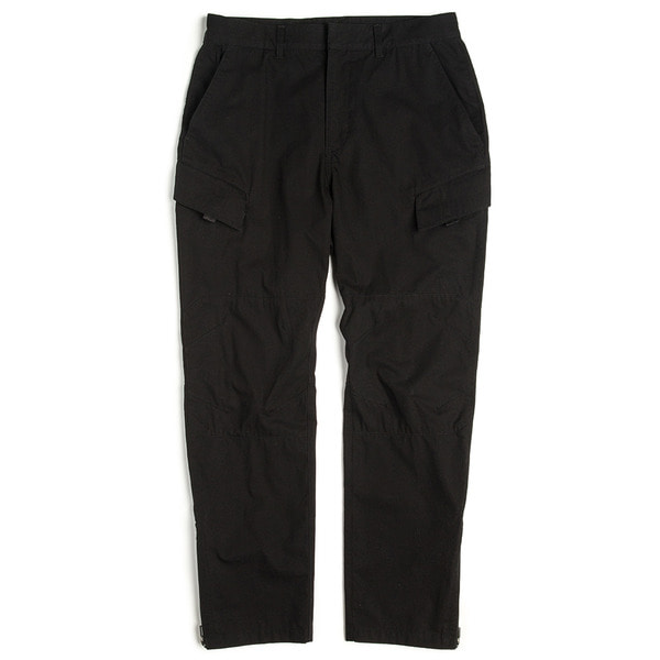 [UNAFFECTED] ANATOMY ZIP PANTS 'BLACK CORDURA'