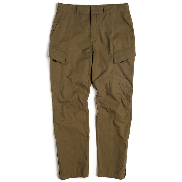 [UNAFFECTED] ANATOMY ZIP PANTS 'OLIVE CORDURA'