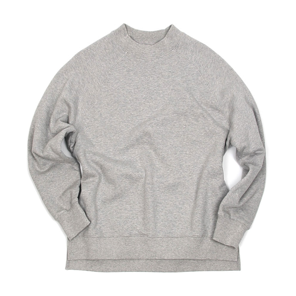 [BEHEAVYER] BHR POLLAR SWEAT SHIRT 'GREY'