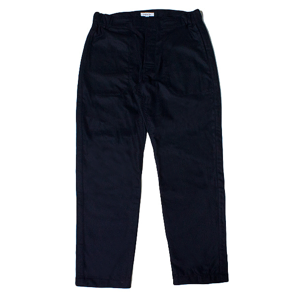 [ORDINARY FITS] WOOL RUGBY PANTS 'NAVY'