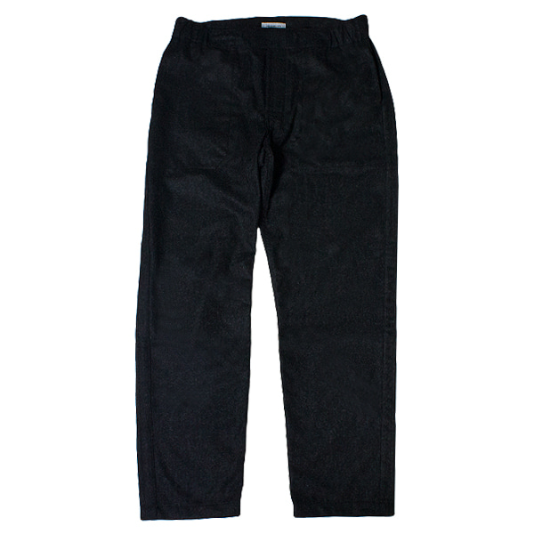 [ORDINARY FITS] WOOL RUGBY PANTS 'CHARCOAL'