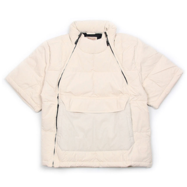 [BEHEAVYER] AIR CRAFT DOWN 'OFF WHITE'