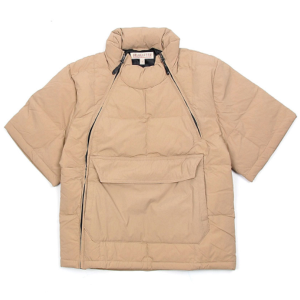[BEHEAVYER] AIR CRAFT DOWN 'BEIGE'