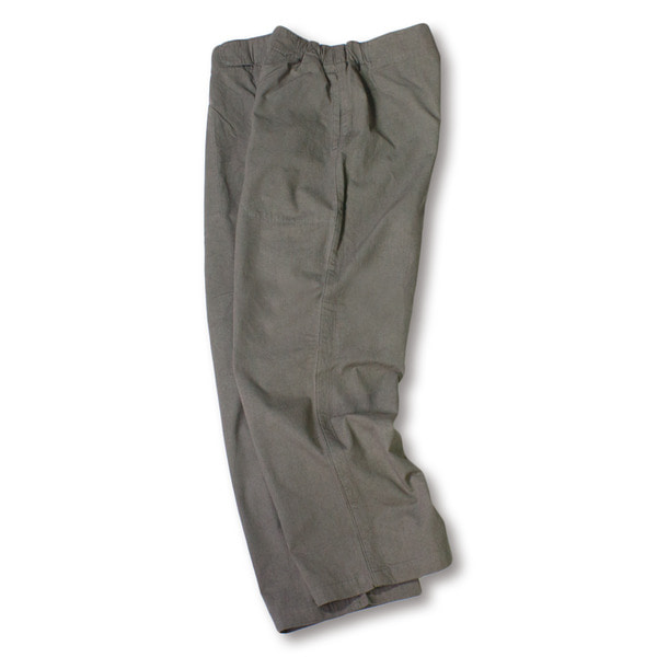 [ORDINARY FITS] COTTON RUGBY PANTS 'GREY'