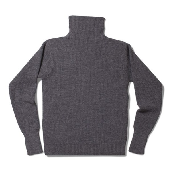 [ANDERSEN-ANDERSEN] SAILOR TURTLENECK 'GREY'