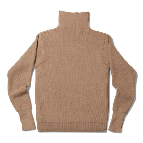 [ANDERSEN-ANDERSEN] SAILOR TURTLENECK 'CAMEL'