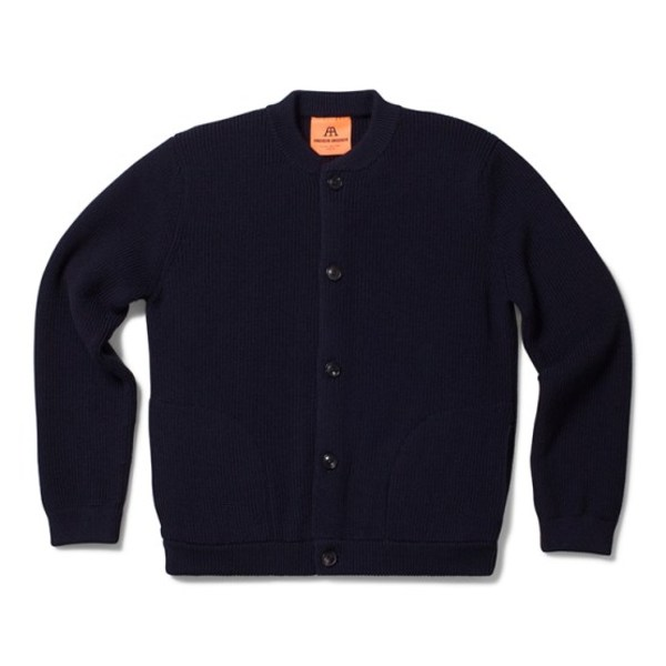 [ANDERSEN-ANDERSEN] SKIPPER JACKET 'NAVY BLUE'
