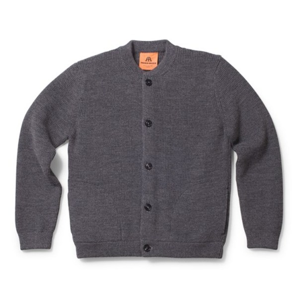 [ANDERSEN-ANDERSEN] SKIPPER JACKET 'GREY'