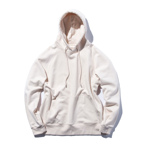 [STAND OUT STORE] SWEAT HOODIE 'CREAM'