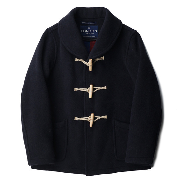 [LONDON TRADITION] USN DUFFLE COAT LT01 'NAVY FLAG 26'