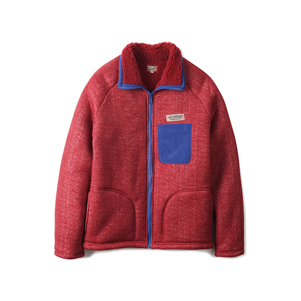 [GOOSEBERRY LAY & CO] KARSTENS RS JACKET 'RED'