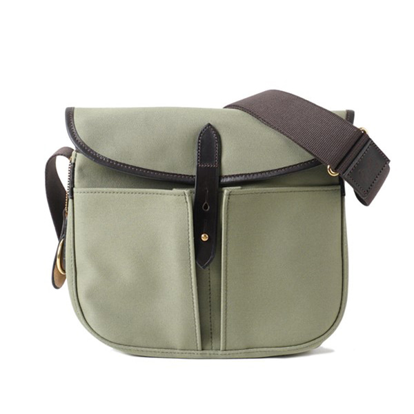 [BRADY BAGS] STOUR FISHING BAG 'LIGHT OLIVE'