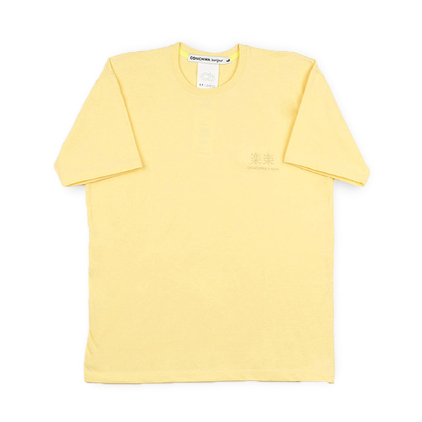 [CONICHIWA BONJOUR] RAKU T 'LIGHT YELLOW'