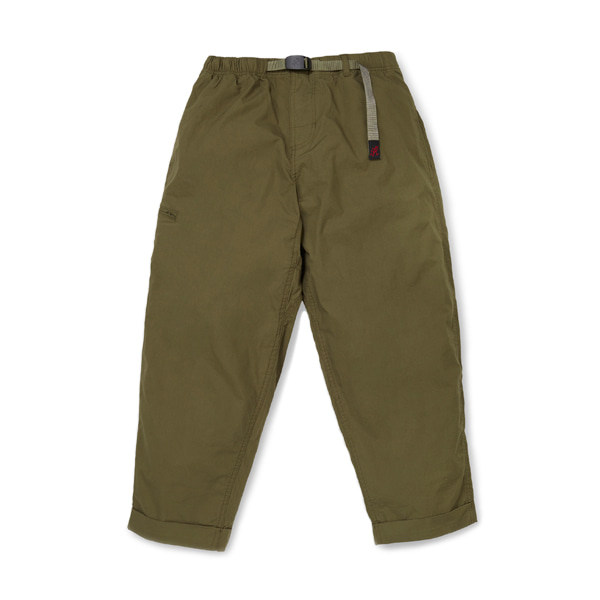 [GRAMICCI] WEATHER RESORT PANTS 'OLIVE'