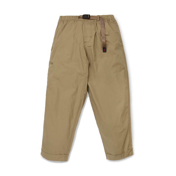 [GRAMICCI] WEATHER RESORT PANTS 'KHAKI'