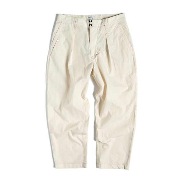 [EASTLOGUE] HOLIDAY PANTS 'OFF WHITE'