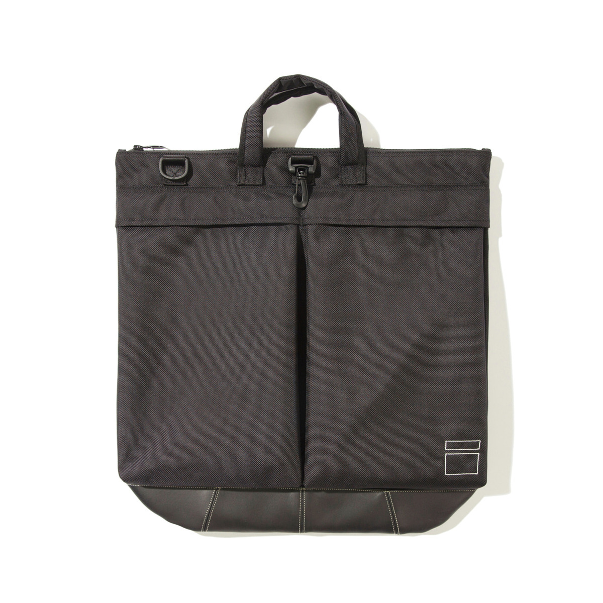 [BLANKOF] TST 01 24IN HELMET BAG 'BLACK'