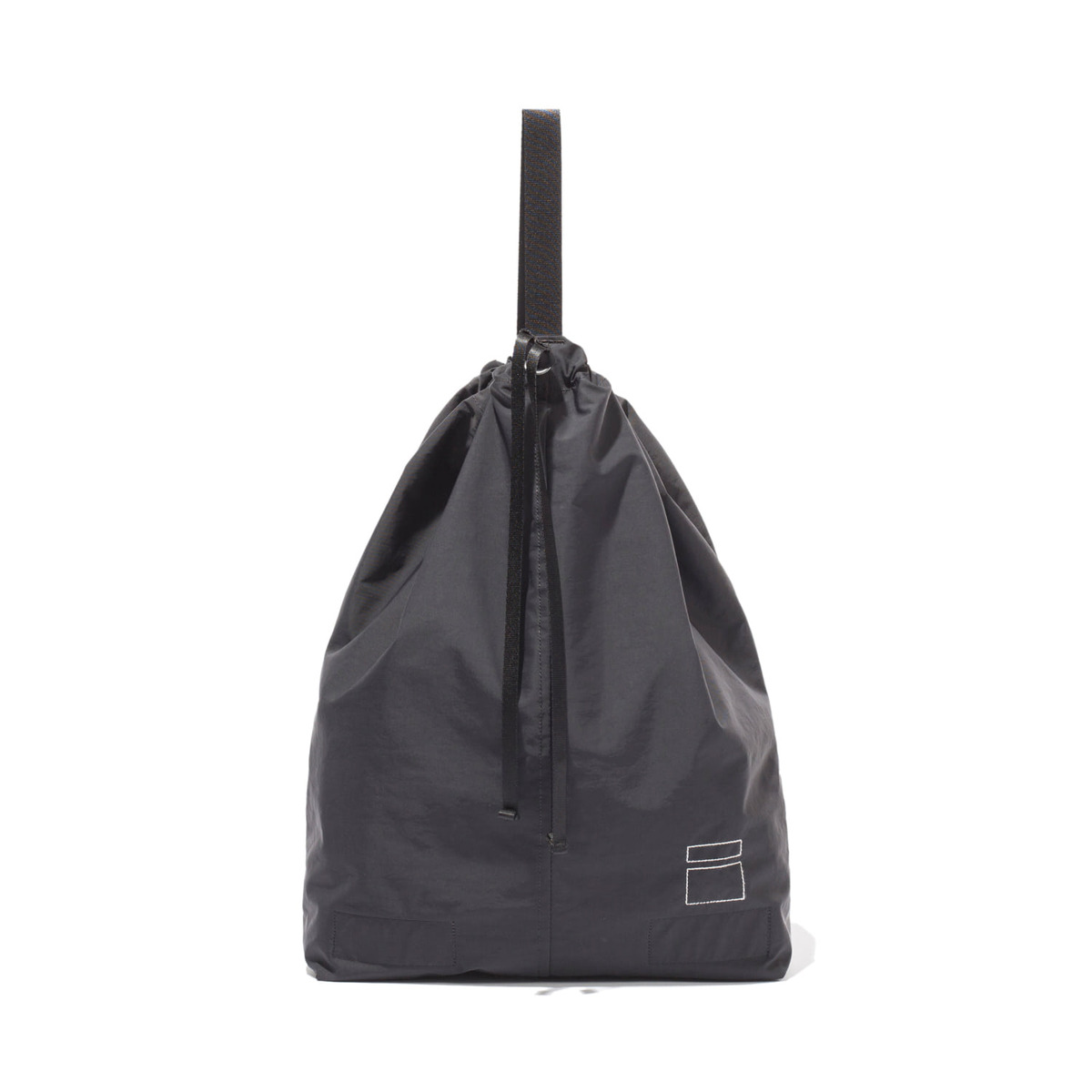 [BLANKOF] TLG 01 6L FISHERMAN BAG 6 'BLACK'