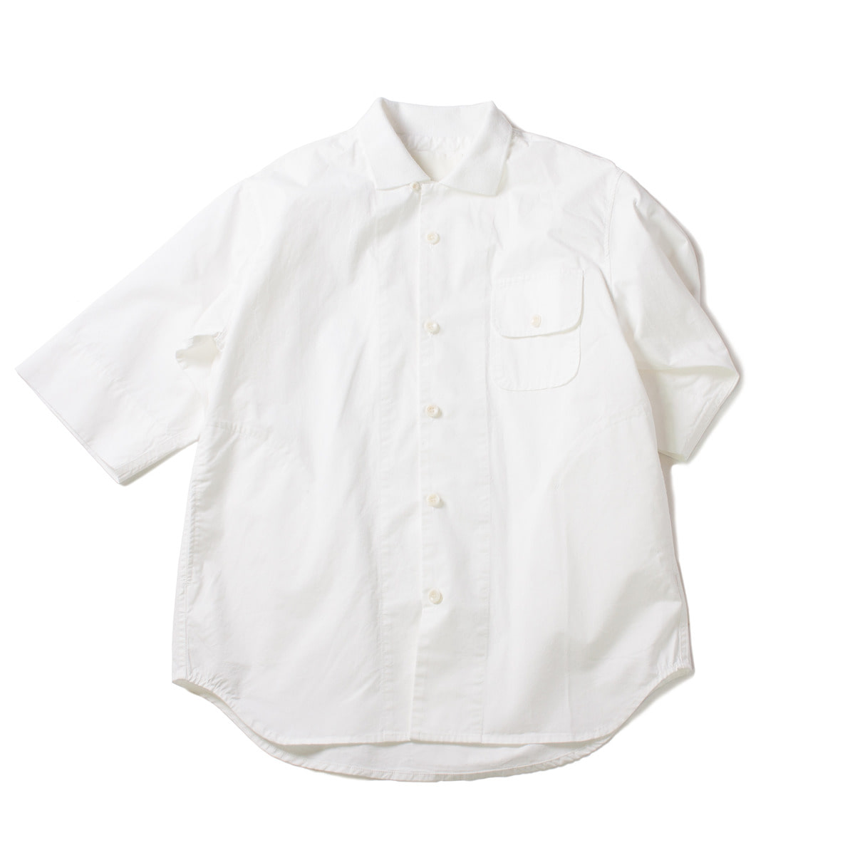 [DOCUMENT] M123 CAFRI SHIRT 'WHITE'