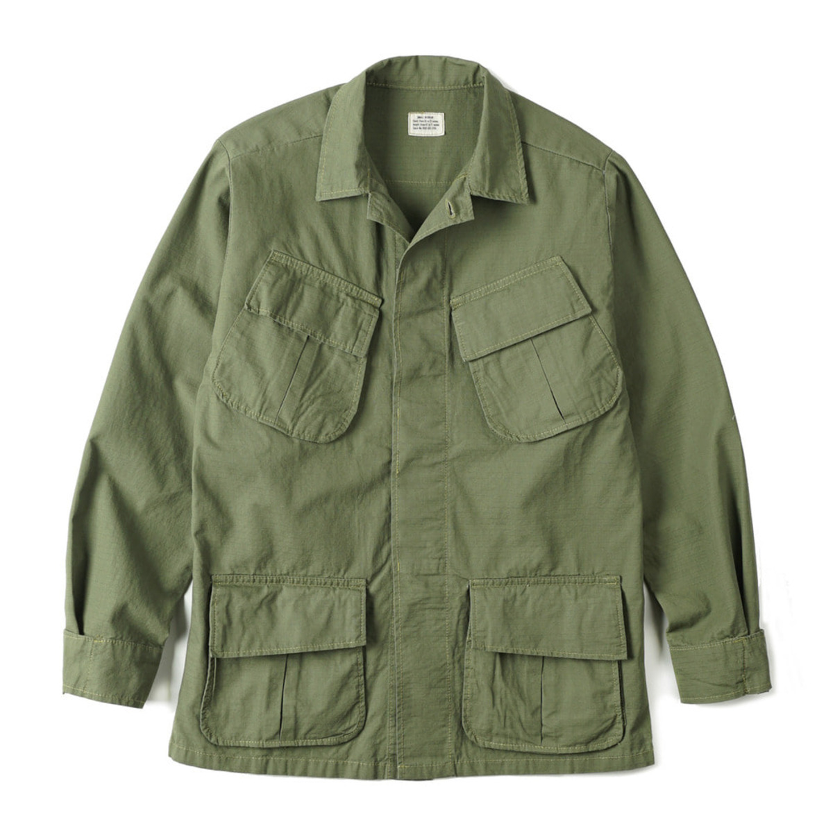 [YMCL KY] JUNGLE FATIUE JACKET 4th MODEL 'OLIVE'
