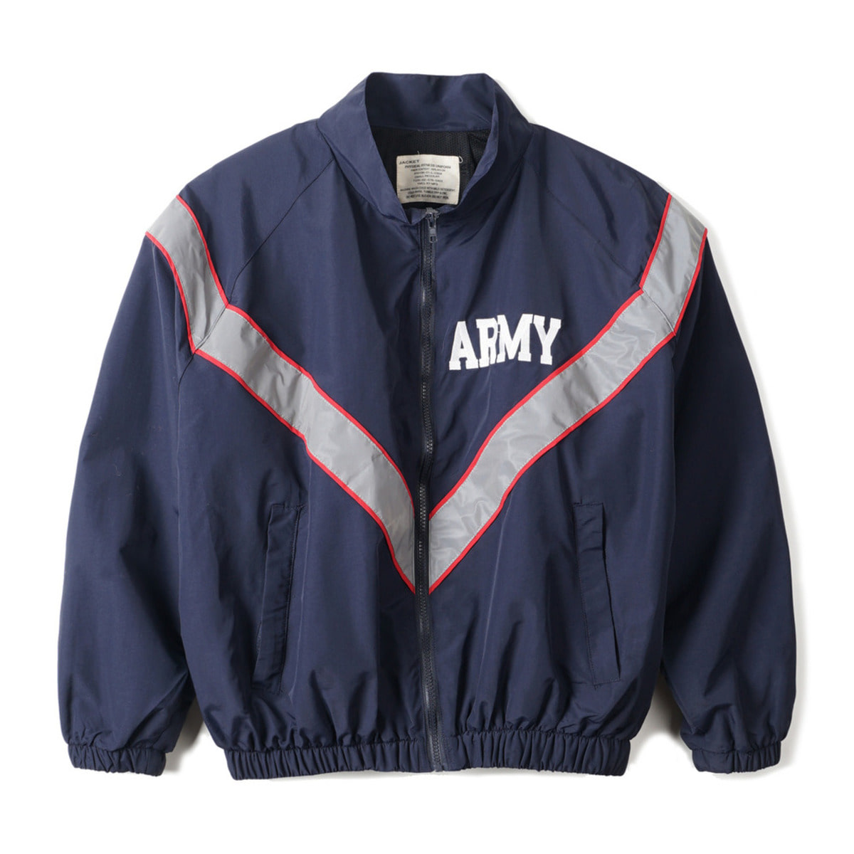 [YMCL KY] US TYPE ARMY IPFU JACKET 'NAVY'